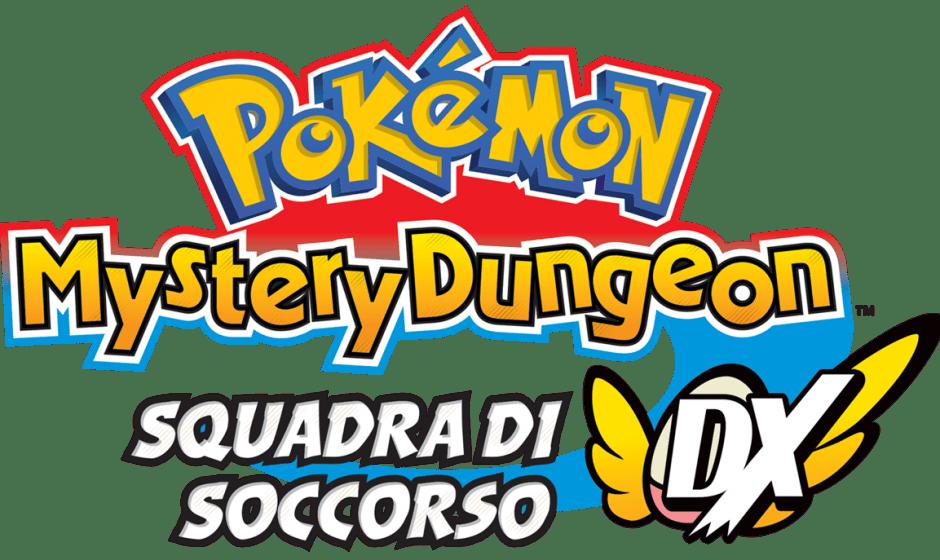 Pokémon Mystery Dungeon: Squadra di Soccorso DX, disponibile!