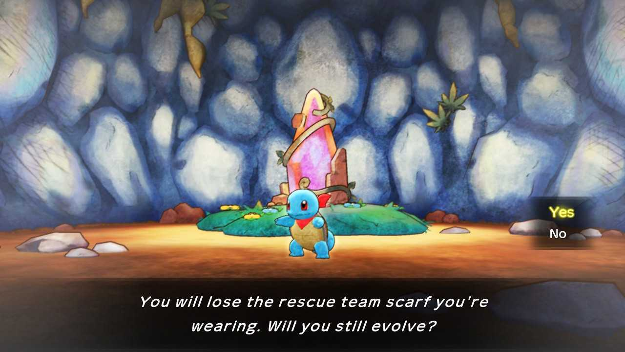 Pokémon Mystery Dungeon DX: come far evolvere i Pokémon