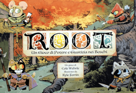 Recensione Root ed espansione La compagnia del Fiume