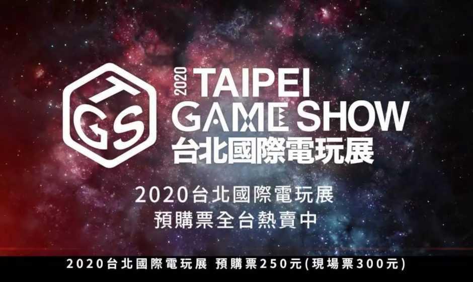 Il Taipei Game Show 2020 è stato ufficialmente cancellato