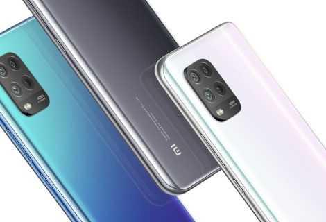 Xiaomi Mi 10 Lite 5G ufficiale: caratteristiche, prezzi, uscita
