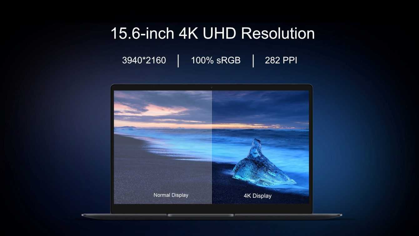 CHUWI AeroBook Pro, il laptop dal monitor 4K a 499 dollari arriva su Indiegogo