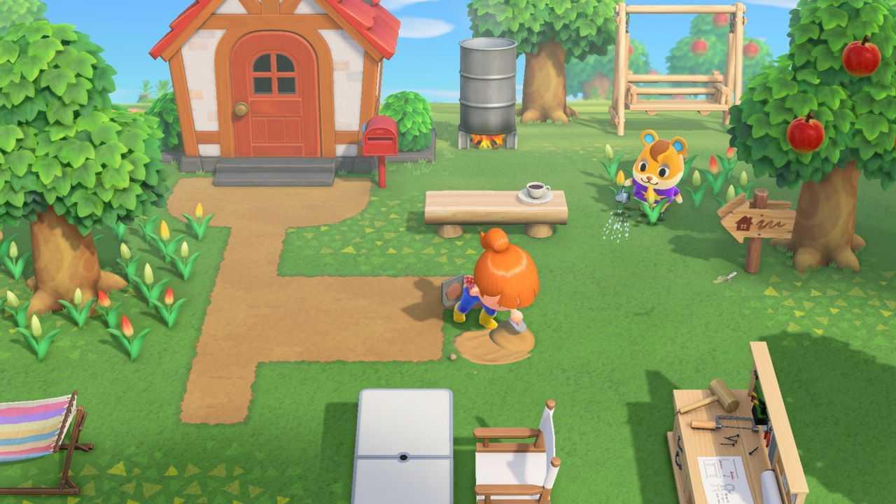 Animal Crossing: New Horizons, come colpire al meglio le rocce