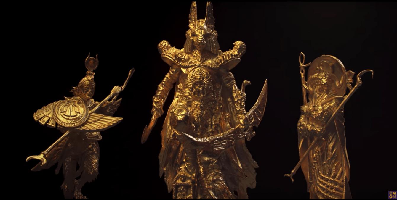 Ankh: Gods of Egypt, il gameplay del prossimo successo CMON