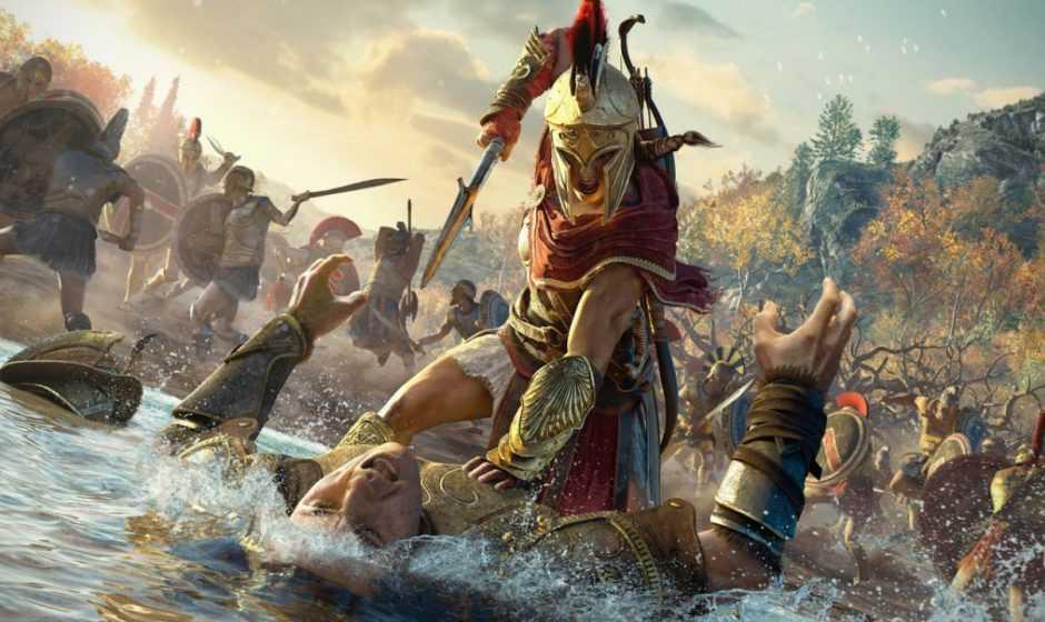 Assassin's Creed Odyssey Gratis nel Weekend!