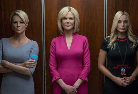 Recensione Bombshell: lo scandalo delle molestie alla Fox