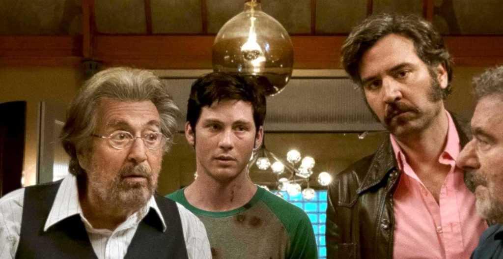 Recensione Hunters: Al Pacino guida la caccia ai nazisti