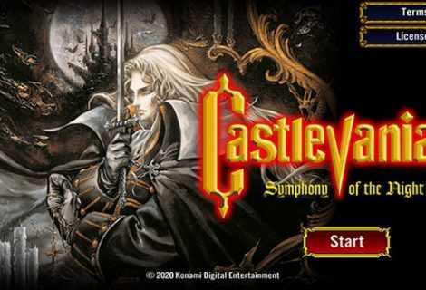 Castlevania: Symphony of the Night disponibile su mobile