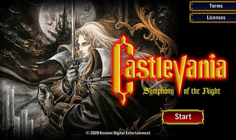 Castlevania: Symphony of the Night disponibile su mobile
