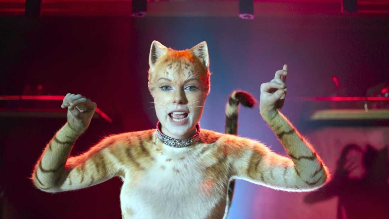 Razzie Awards 2020: Cats domina incontrastato