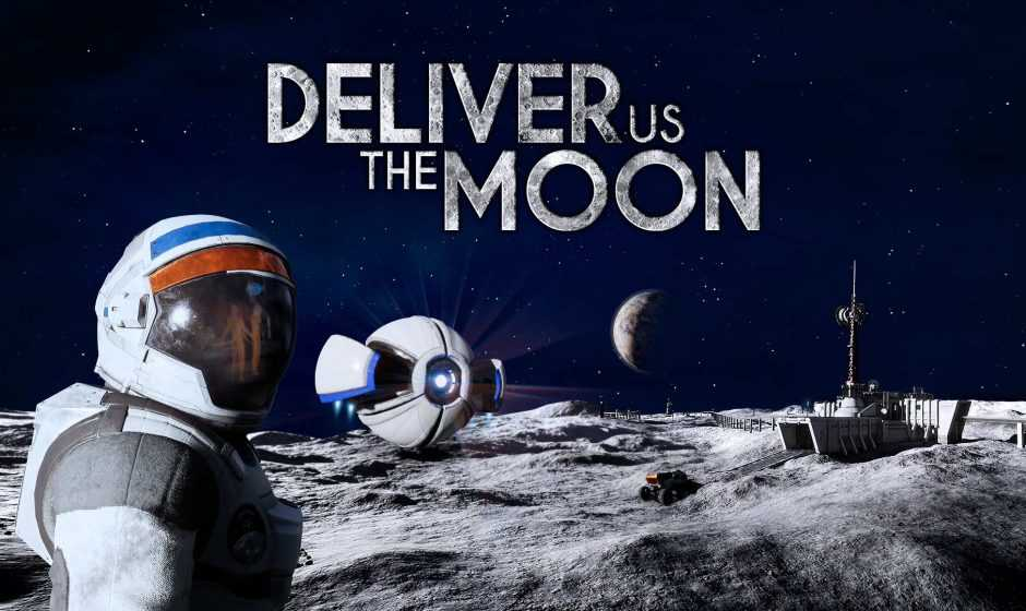 Recensione Deliver Us The Moon: la Luna su console