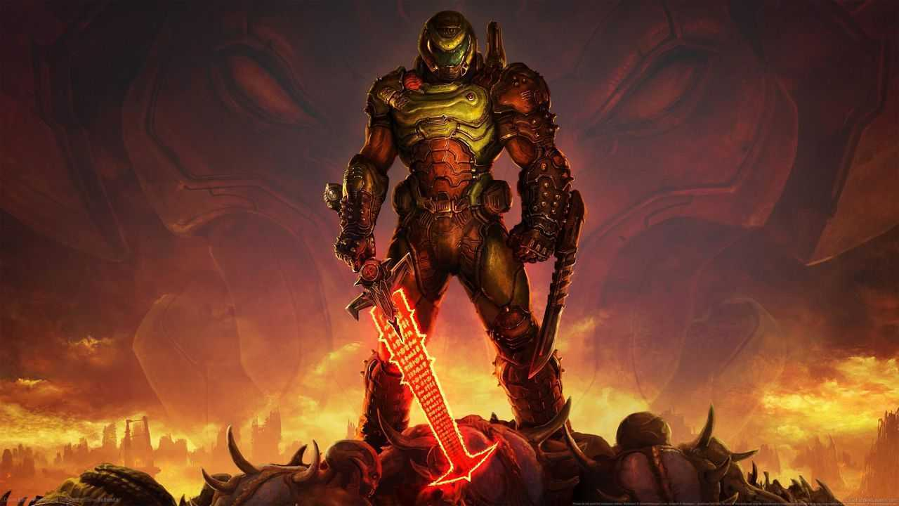 DOOM Eternal: il game director aveva considerato l'ipotesi di una Slayer donna