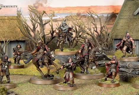 Come dipingere miniature Games Workshop - Tutorial 48: uomini del Dunland
