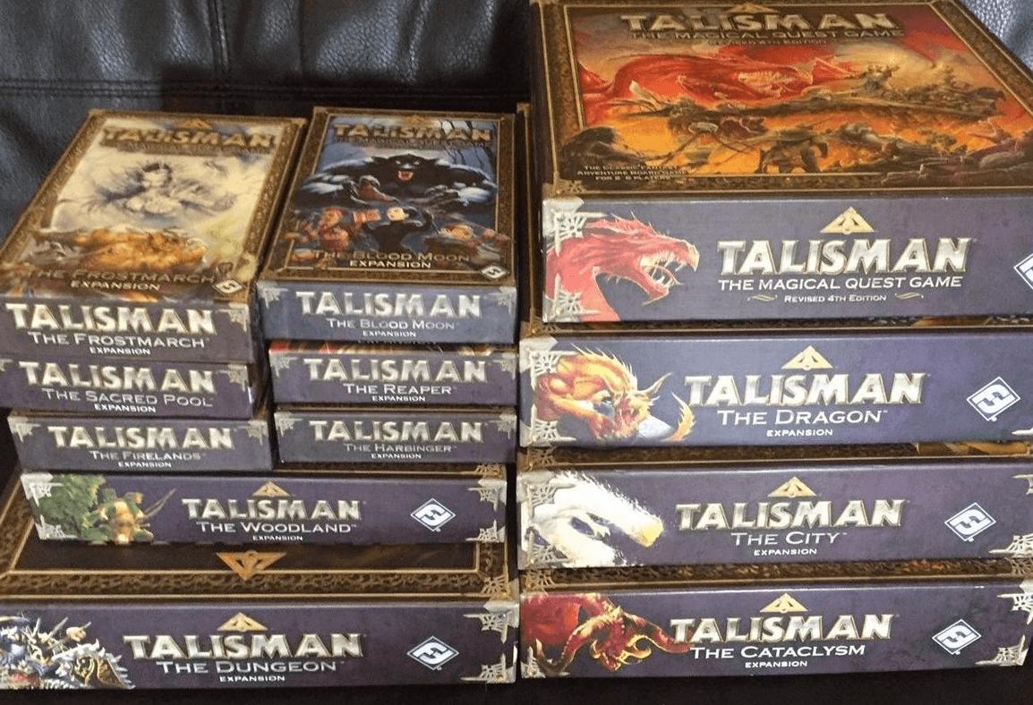 I 10 tipi di collezionista di Giochi da Tavolo