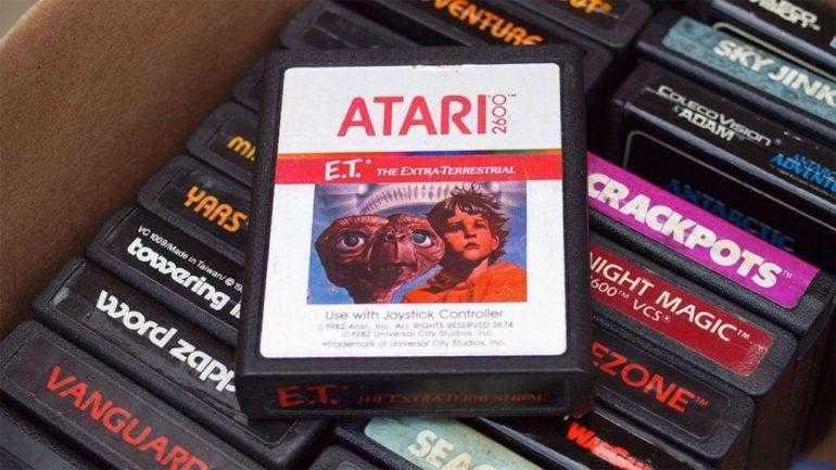 La leggenda di E.T.: il videogioco più brutto di sempre