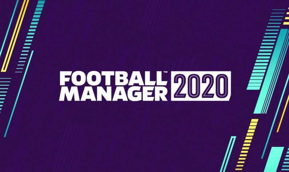 Football Manager 2020 gratis su Steam!