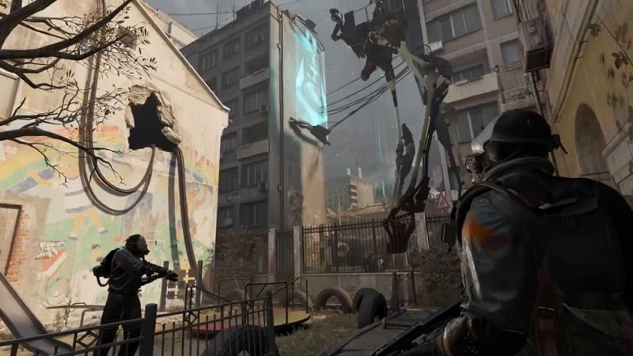 Half-Life: Alyx, Valve spiega in un'intervista la scelta del VR