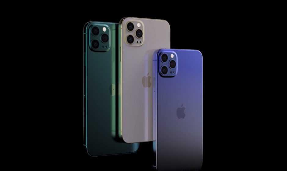 iPhone 12: nuove fotocamere con sensore di movimento