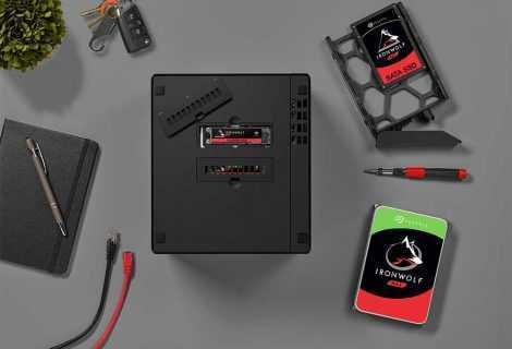 Seagate lancia la prima SSD PCIe per sistemi NAS aziendali