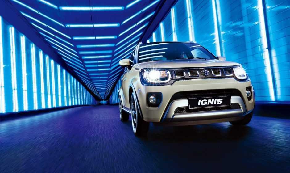 Suzuki presenta Nuova IGNIS HYBRID
