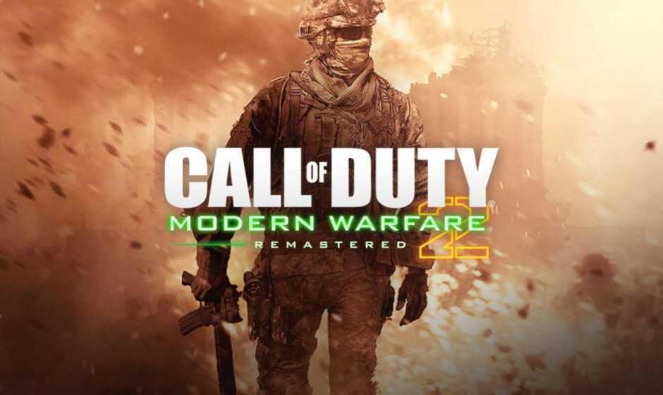 COD: Modern Warfare 2 Remastered arriva su Xbox One e PC