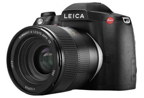 Leica S3: una medio formato unica nel suo genere