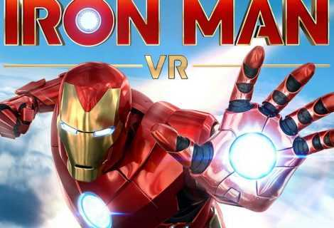 Marvel's Iron Man VR: appare la demo sul PlayStation Store
