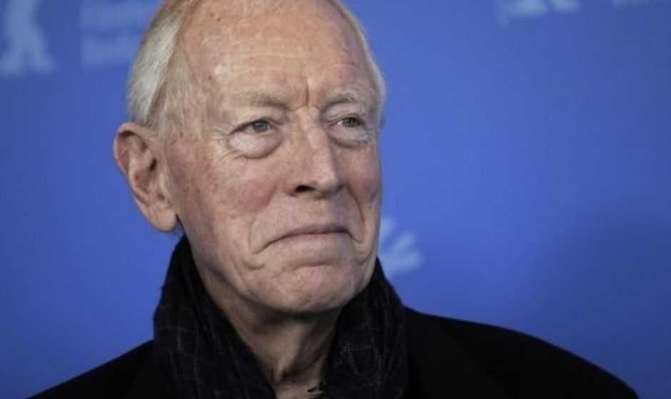 Addio a Max von Sydow, 91 anni di cinema