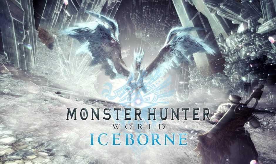 Monster Hunter World: Iceborne, annunciato l'Alatreon!