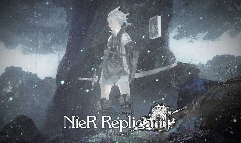 Square Enix annuncia Nier Replicant su PS4, Xbox One e PC
