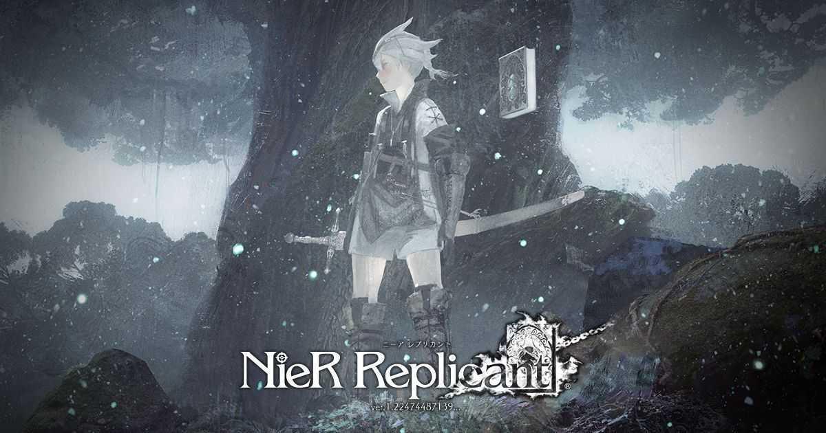 NieR Replicant: al Tokyo Game Show svelata la data di uscita