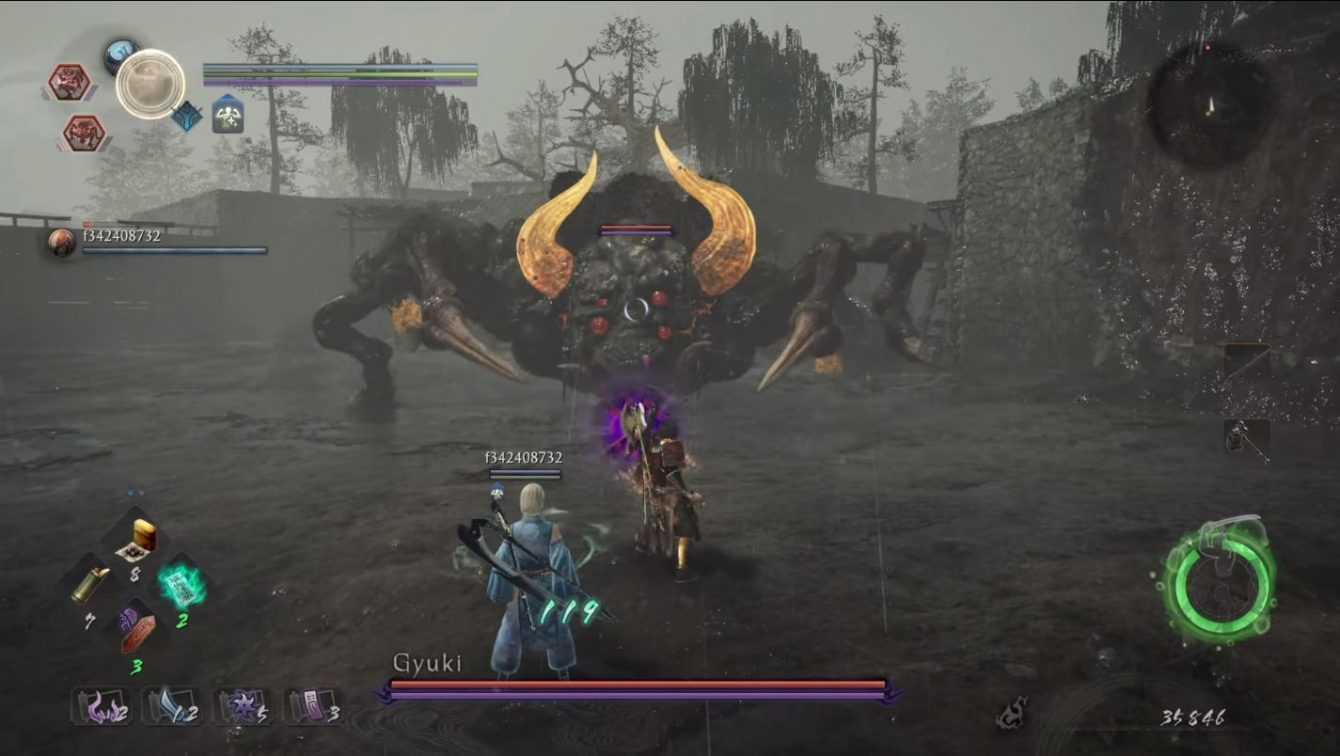 Nioh 2, guida ai boss: come battere Gyuki