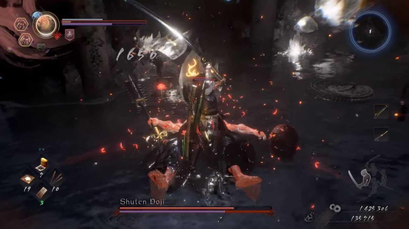 Nioh 2, guida ai boss: come battere Shuten Doji