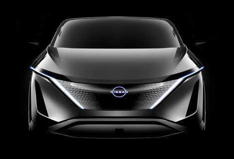 Il design di Nissan Ariya si ispira ai cavalieri
