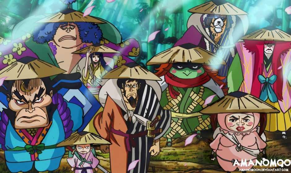 One Piece 974, rivelato il traditore | Jump Highlights