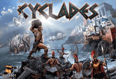 Recensione Cyclades: un gioco divino grazie all'espansione