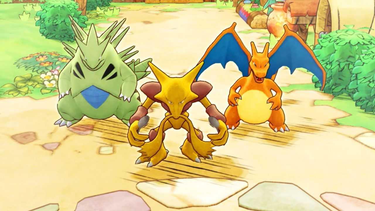 Pokémon Mystery Dungeon DX, come catturare nuovi Pokémon