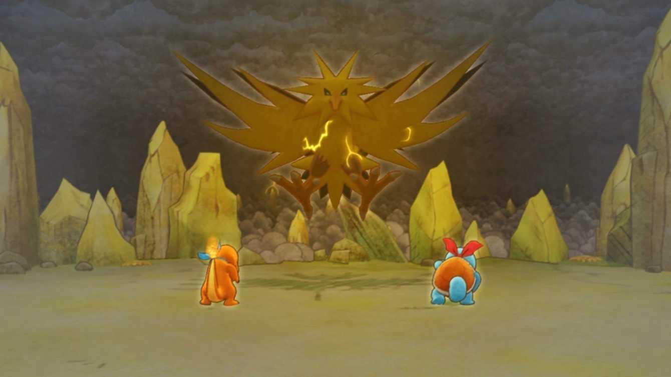 Pokemon Mystery Dungeon: Squadra di Soccorso DX, come reclutare Pokémon leggendari e dove trovarli