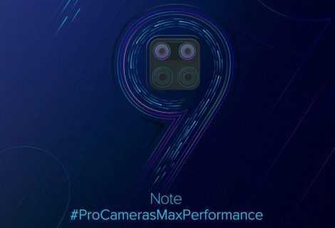 Redmi Note 9: la presentazione ufficiale avverrà in diretta il 12 Marzo