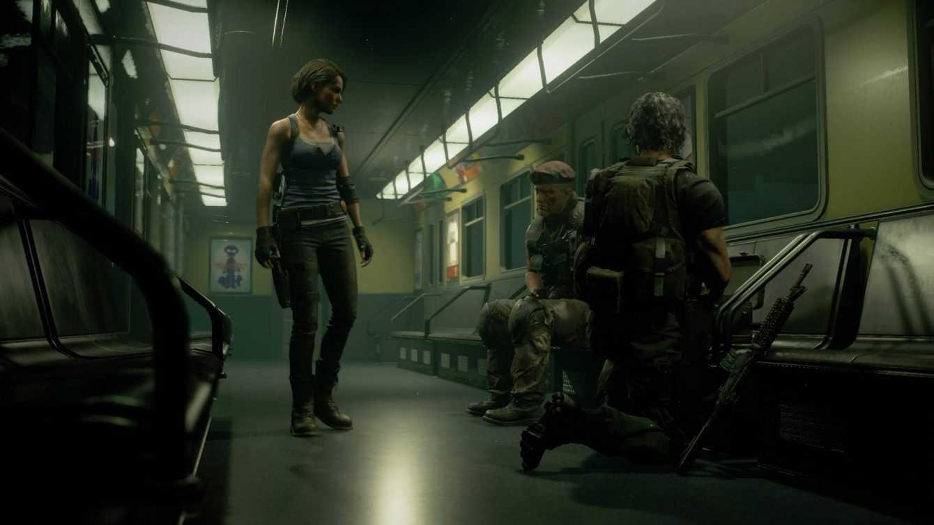 Resident Evil 3: novità sul Nemesis e il ritorno del coltello