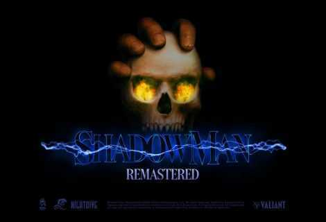 Shadow Man torna in versione Remastered!