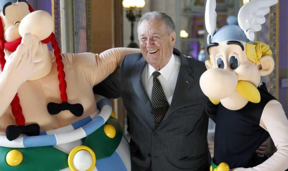 Albert Uderzo ci ha lasciati: muore l'ultimo dei creatori di Asterix