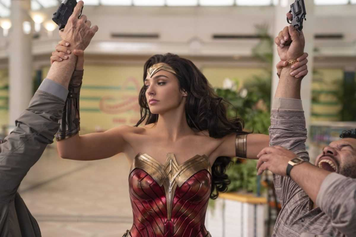 Wonder Woman 1984: nuove immagini dal set