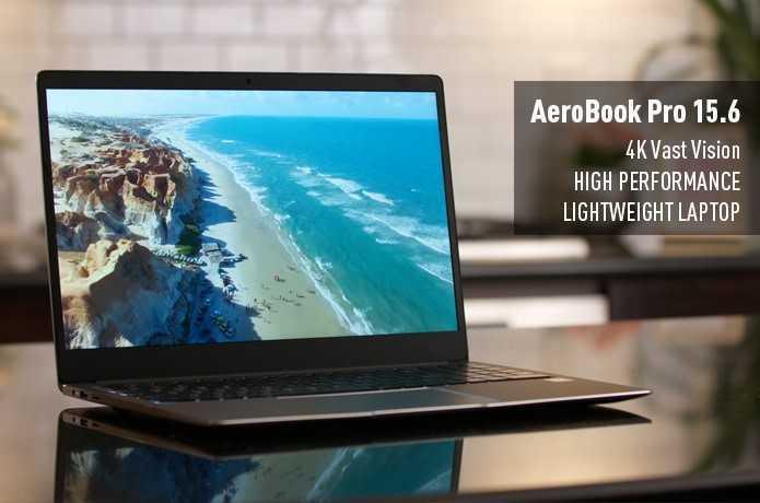 CHUWI AeroBook Pro: il laptop dalle elevate prestazioni gaming
