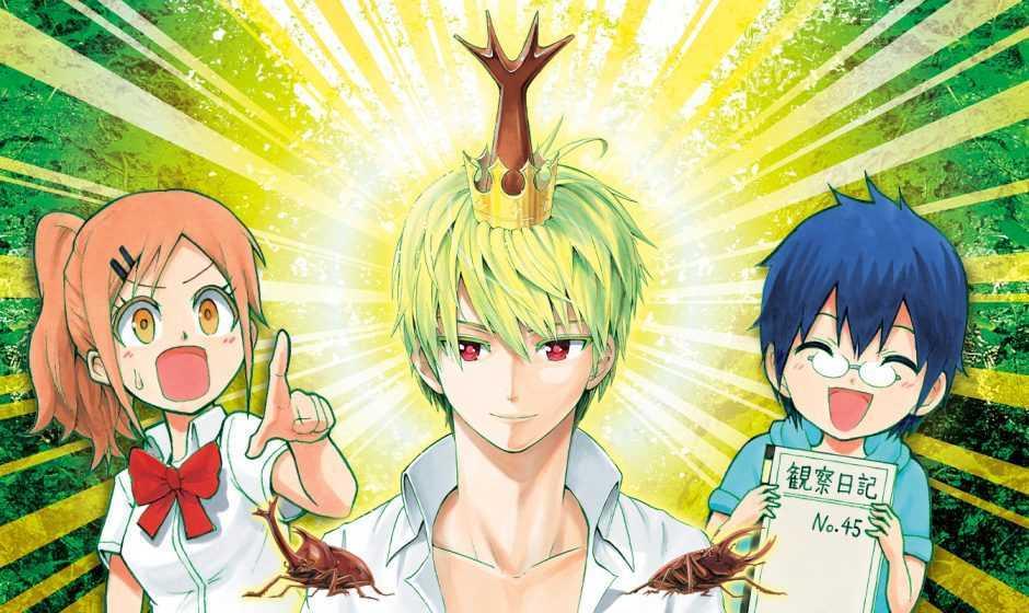 Moriking: prime impressioni sul nuovo manga di Shonen Jump