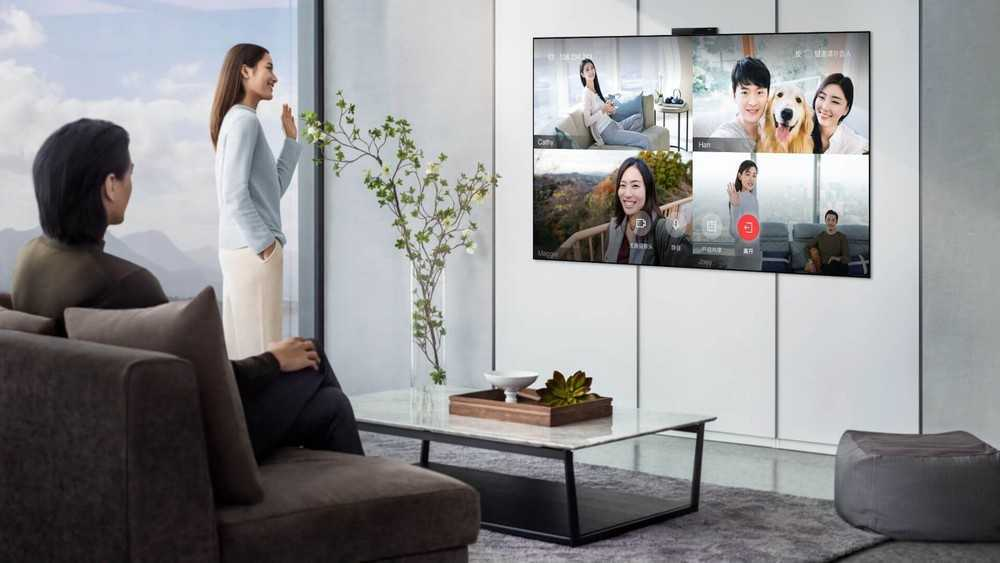 TV OLED Huawei Vision X65: disponibile in Cina con HarmonyOS