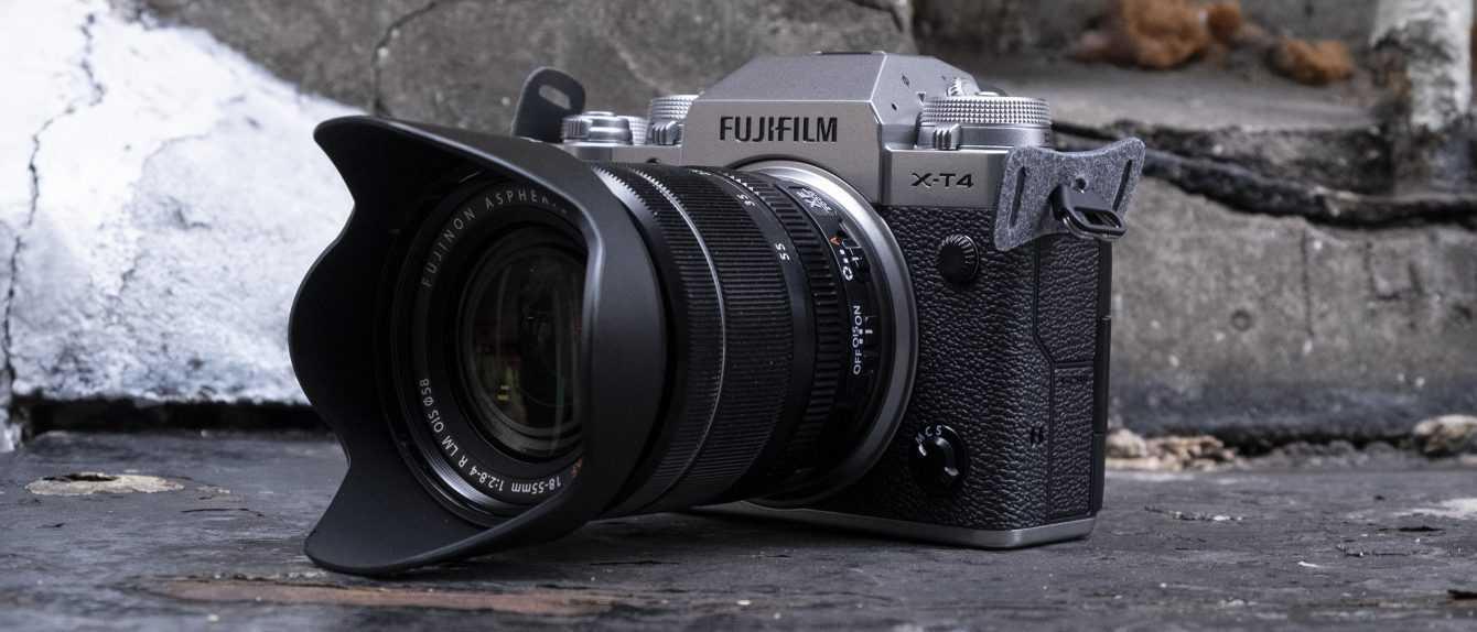 Fujifilm X-T4 e X-T3: tornano gli sconti dei Instant Rebate