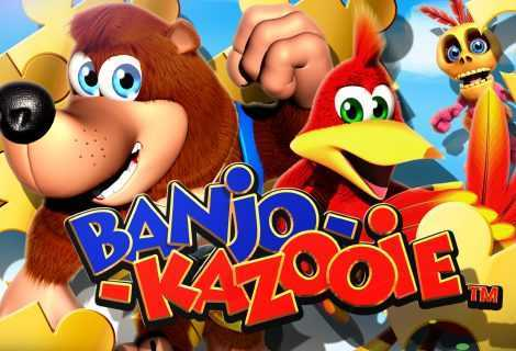 Banjo Kazooie: in arrivo un nuovo gioco della serie?