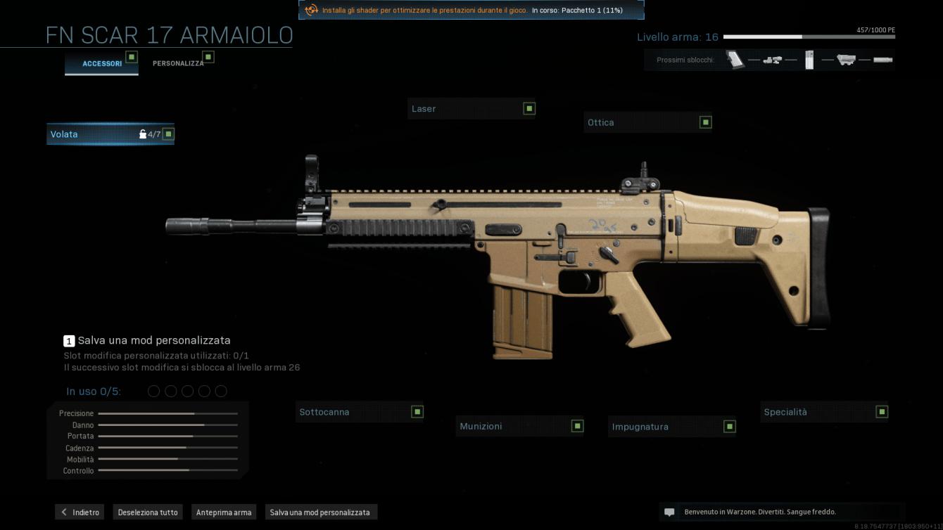 Call of Duty: Warzone, i migliori fucili d'assalto