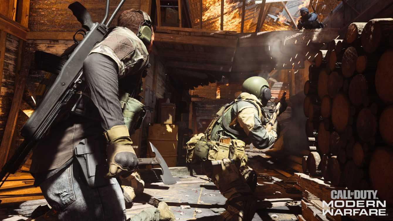 Aggiornamento COD: Modern Warfare e Warzone si aggiornano alla versione 1.21